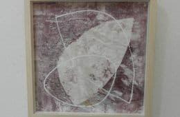 Monoprint in roze (3)