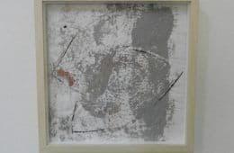 Monoprint 2 op arch.papier